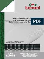 Manual de Instalacion Pead Kantek