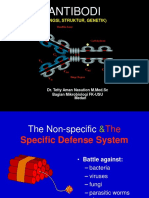Antibodi (Fungsi,Struktur,Genetik) Revisi