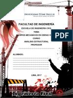 Civil Grupal Analisis Estructural