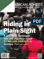 American Atheist Magazine Q2 2017