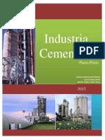 Industria Cementera