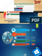 Ofimatica Empresarial- Moori Benites Jeancarlo