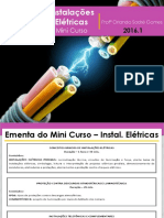 Instalações Eletricas Residenciais - Minicurso