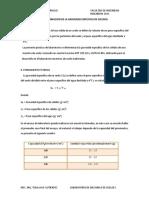 LAB.N°2 DETERMINACION DE LA GRAVEDAD ESPECIFICA DE SOLIDOS