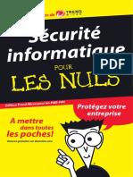 La Securite Informatique PourLesNuls
