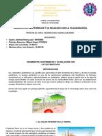 Yacimientos Geotermicos y Su Relacion Con La Vulcanologia