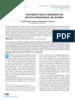 EFICACIA DE LA PSICOTERAPIA PARA EL TRATAMIENTO DEL TRASTORNO LÍMITE DE LA PERSONALIDAD