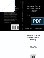 Allen & Yen (1979) - Introduction to measurement theory   (Cap 7).pdf