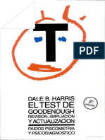 Test Dibujo de La Figura Humana de Goodenough Harris