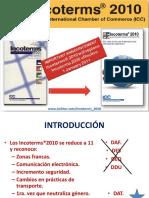 Presentacion de Los Incoterms 2010 - Profesores