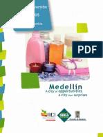 Brief de inversión en el sector cosméticos - Medellín  Colombia