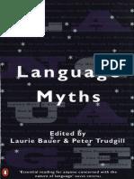 Laurie Bauer_ Peter Trudgill-Language Myths-Penguin Books (1998)