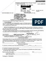 Charging Documents - Eric Michael Smolinsky