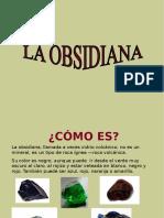 La Obsidiana 1