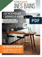 Vivre Côté Cuisines & Bains N°19 - Automne 2015
