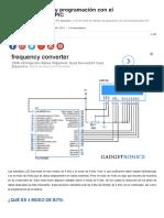 4 Bit Interfaz LCD y Programación Con El Microcontrolador PIC - Gadgetronicx