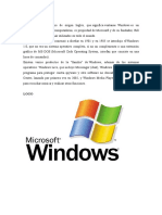 Qué Es Windows