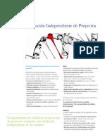 Validacion Independiente Proyectos