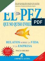 El pez no evolucionar - Paco Muro.pdf