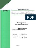 m17-Mathematiques Financieres Ter Tsge Www.bac-Ofppt.blogspot.com
