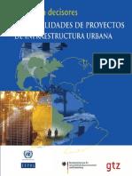 Guia Para Proyectos de Infra Estructura Urbana