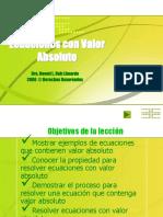 Ecuaciones Con Valor Absoluto3