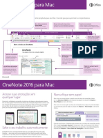 Onenote 2016 for Mac Quick Start Guide