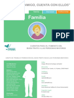 Cuenta Conmigo, Cuenta con Ellos - Familia - Cuentos para el fomento del buen trato para personas mayores.pdf