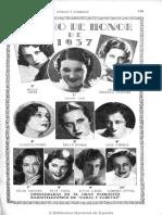 Caras y Caretas (Buenos Aires) 2007 - 20-3-1937 - Pág. 111 (Nelly Omar)
