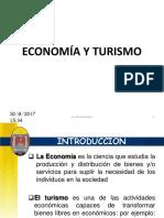 1. Economia y Turismo
