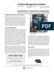 Preventing Animal Nuisances in Small Scale Composting - Part 1