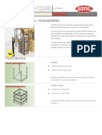 Sotic Rack Desarmable