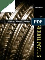 Catálogo de Turbinas GE