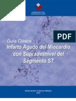 Infarto Agudo Miocardio Con Supradesnivel Del Segmento ST