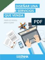 eBook Como Disenar Una Web de Servicios Que Venda