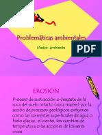 Problemáticas ambientales
