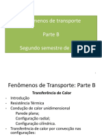 Apostila - Fenômenos de Transporte - Transferência de Calor