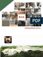 Kiaceramics Catalogue 2014
