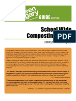 School Wide Composting Guide - Calgary, Canada ^ greencalgary.org