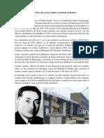 Biografía de Luis Fabio Xammar Jurado