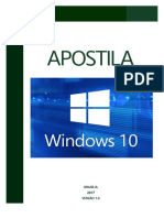 Apostila - Windows 10