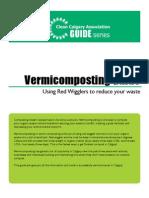 Vermicomposting Guide - Calgary, Canada