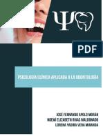 Psicologia aplicada a la odontología (1)