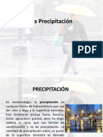 capitulo precipitaciones