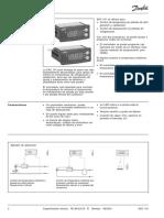 EKC 101 Folleto Técnico RC8AE405 Español