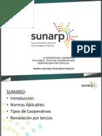10 - Constitución de Cooperativas y Algunos Alcences Registrales