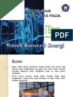 Bahan Bakar Minyak Dan Gas Pada Boiler