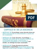 (VII.+CLASE)++LA+ENSEÑANZA+PSICOLÓGICA++CONFLICTOS+Y+DILEMAS+ÉTICOS