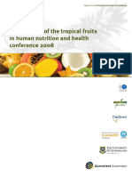 Tropical Fruit Conference Proceedings v2