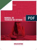 Manual de Técnicas y Hábitos de Estudios